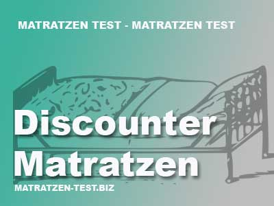 discounter matratzen ein angebot das sich lohnt matratzen test. Black Bedroom Furniture Sets. Home Design Ideas