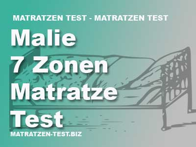 Malie 7 Zonen Matratze Test Matratzen Test