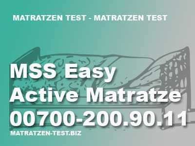 MSS Easy Active Matratze