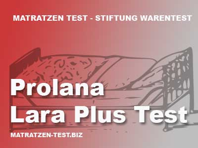 Prolana Lara Plus Test